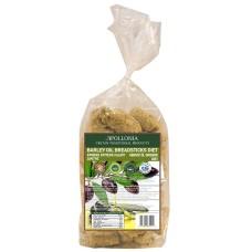 Olive Oil pretzels for diet