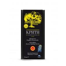 Extra virgin olive oil of Kolymbari PDO 1L